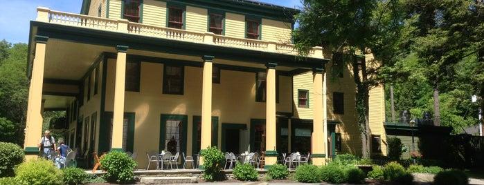 Glen Iris Inn is one of Historic Hotels to Visit.