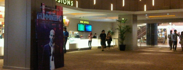 Kuningan City XXI is one of Watching movie's activites.