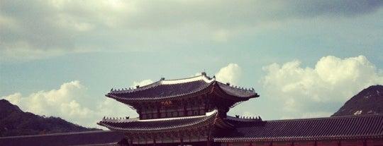 Gyeongbokgung is one of 韓国旅.