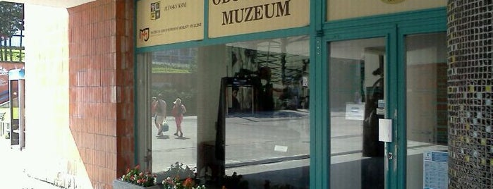 Obuvnické muzeum is one of The best venue of Zlin #4sqCities.