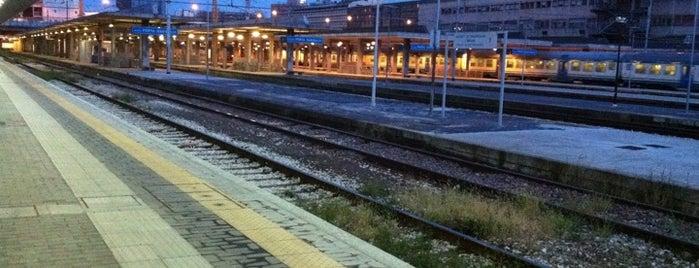 Milano Porta Garibaldi Railway Station is one of MilanoX.