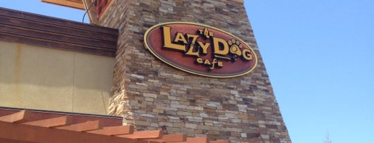 Lazy Dog Restaurant & Bar is one of Beer tours.