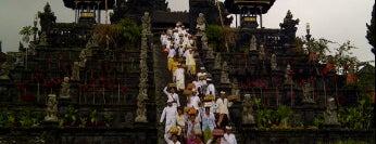 Pura Besakih (Mother Temple of Besakih) is one of Bali for The World #4sqCities.