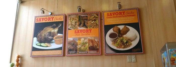 Savory Chicken is one of 20 favorite restaurants.
