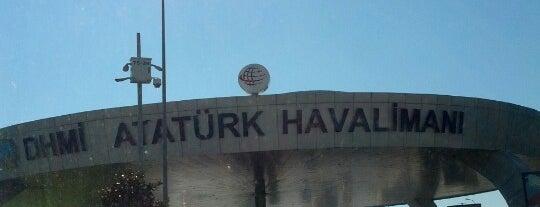 İstanbul Atatürk Havalimanı (IST) is one of My Istanbul.