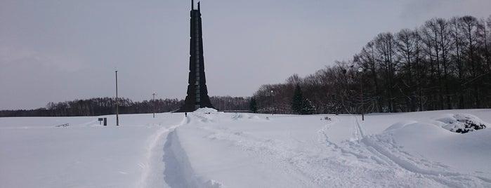 北海道百年記念塔 is one of Observation Towers @ Japan.