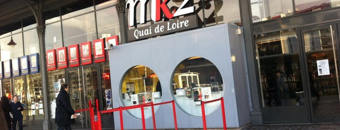 MK2 Quai de Loire is one of Orange Cinéday.