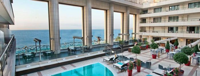 Hyatt Regency Nice Palais de la Mediterranee is one of Hotels & Casinos.