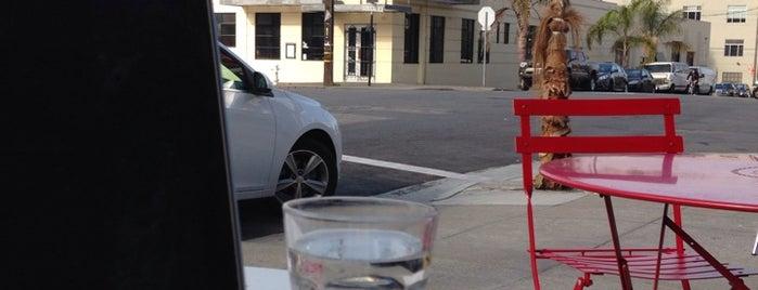 Coffee Bar is one of San Francisco Caffeine Crawl.
