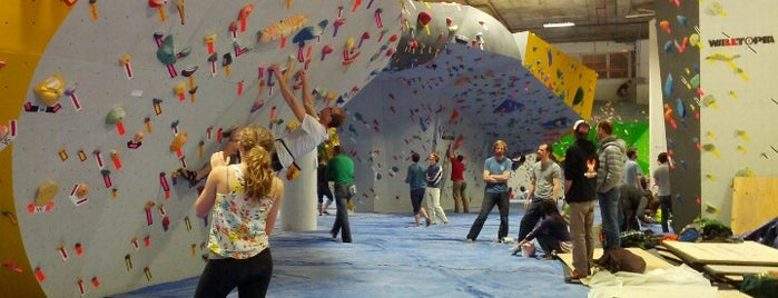 Dogpatch Boulders is one of San Francisco.