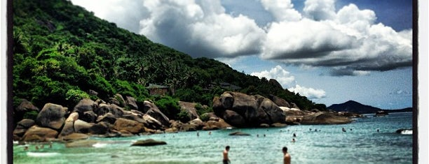 Silver Beach is one of VACAY - KOH SAMUI.