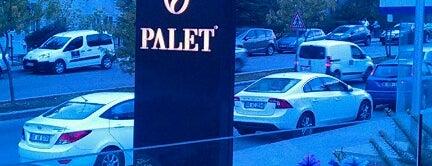 Palet Pastanesi is one of En iyileri.