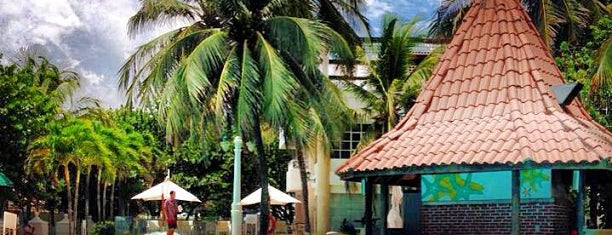 Hotel Las Américas Casa de Playa is one of For Colombia.