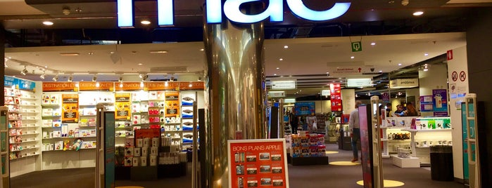 Fnac is one of Shopping in Brussels.