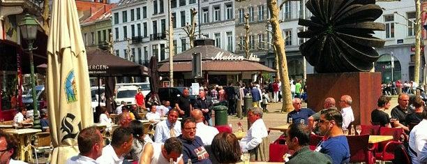 Place Jourdan is one of Brussels Spots #4sqCities.