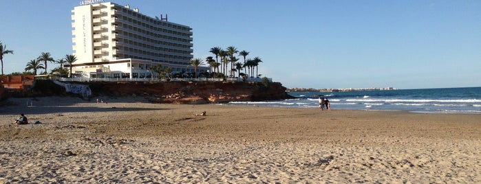 Playa de La Zenia | Cala Bosque is one of Playas.