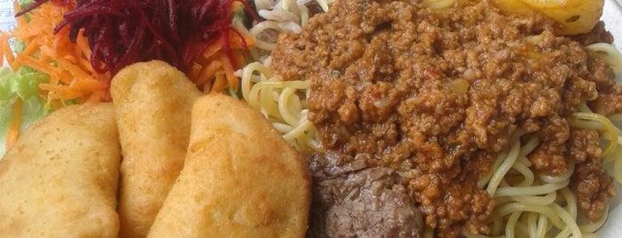 Restaurante Astel is one of GordaSafada..
