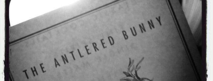 The Antlered Bunny is one of BERLIN TAG und NACHT.