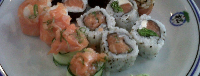Takê Sushi House is one of Must-visit Japanese Restaurants in Campinas.