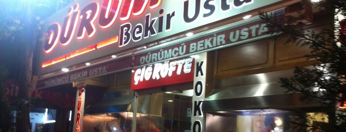 Dürümcü Bekir Usta is one of The 20 best value restaurants in Bursa.