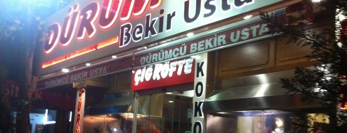 Dürümcü Bekir Usta is one of Mutlaka gidilmeli!.