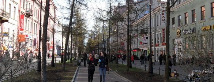 Андреевский бульвар is one of Санкт-Петербург.