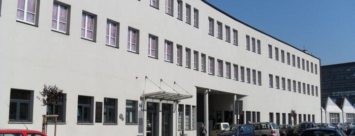 Oskar Schindler's Enamel Factory is one of Polska – Kraków.