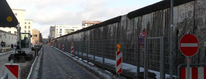 Baudenkmal Berliner Mauer is one of Berlin.