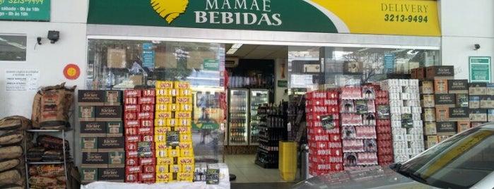 Mamãe Bebidas is one of Viagens.