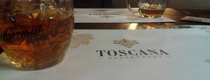 Toscana is one of Eating out.