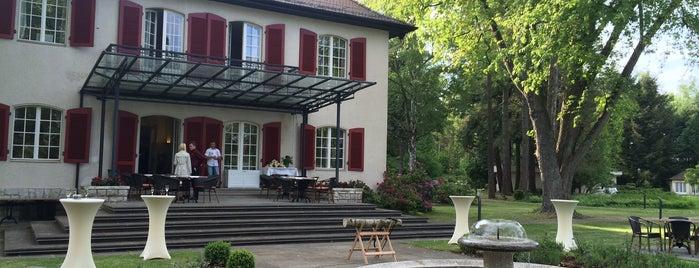 Hotel Waldhaus Prieros is one of Brandenburg Blog.