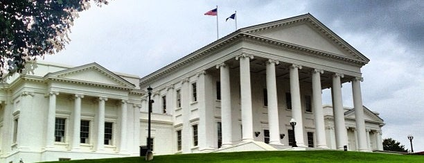 Virginia State Capitol is one of State Capitols.