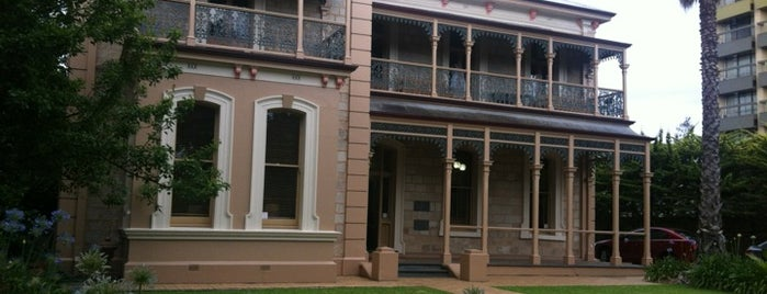 Pulteney Grammar School Wheaton House is one of Adelaide.