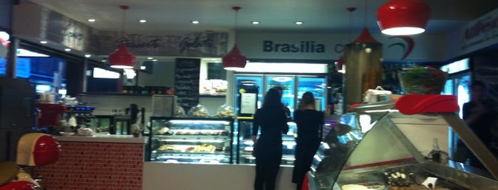 Al Fresco East End Gelateria & Pasticceria is one of Rundle Street Adelaide.