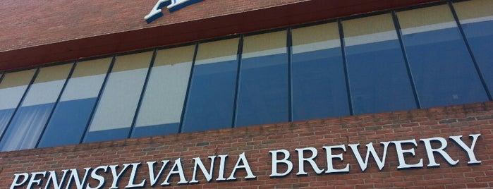 Sam Adams Brewery is one of Breweries and Brewpubs.