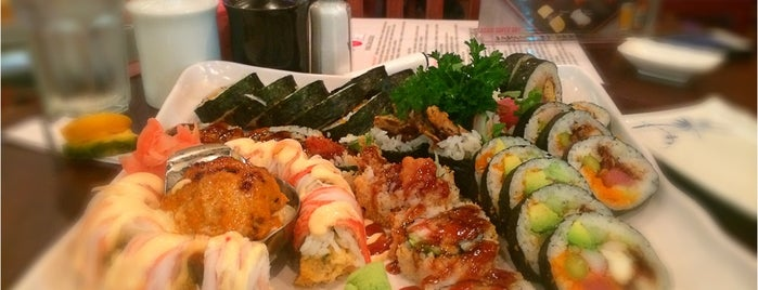 Hungry - Shogun japanese cuisine ...