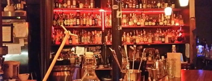 Rum Club is one of uwishunu portland.