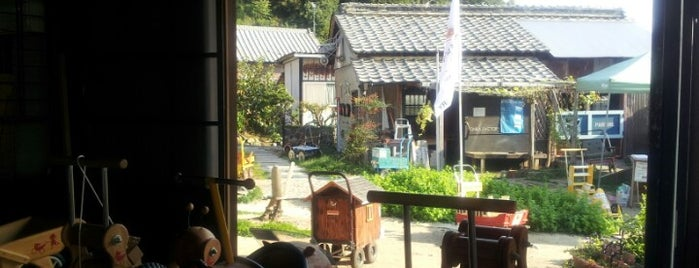 Onba Factory & Café is one of Art Setouchi & Setouchi Triennale - 瀬戸内国際芸術祭.
