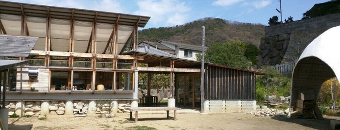 Umaki Camp is one of Art Setouchi & Setouchi Triennale - 瀬戸内国際芸術祭.