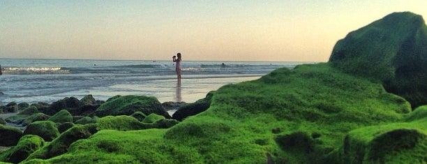 Praia do Burgau is one of sport & beach.