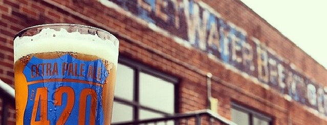 SweetWater Brewing Company is one of Best of Atlanta.