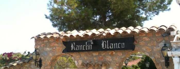Rancho Blanco is one of Restaurants.