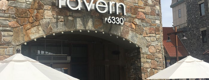 Tavern 6330 is one of Best Aprés at Northstar California™.