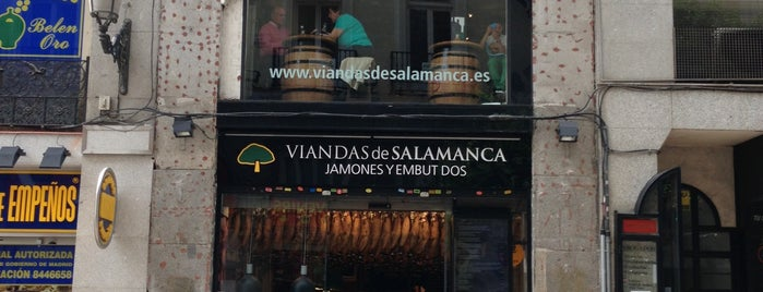 Viandas de Salamanca is one of Comer en Madrid.
