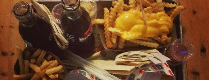 Burgeri is one of best resturants in Qatar.
