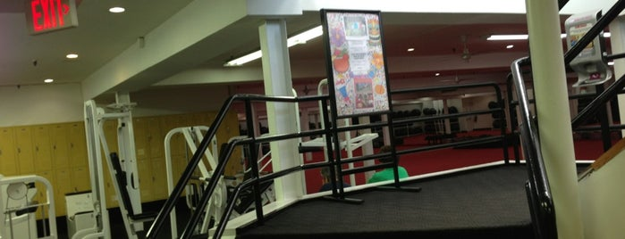 Lucille Roberts - Westbury is one of Lucille Roberts Gyms.