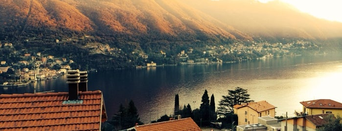Lago di Como is one of Dream Destinations.