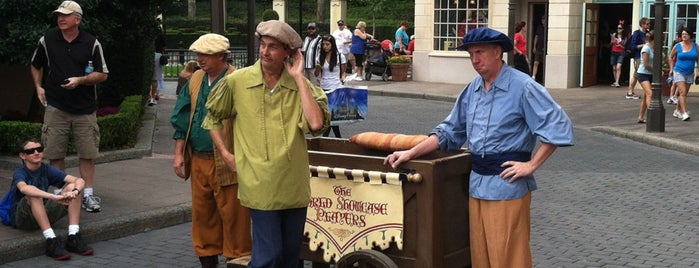 World Showcase Players is one of Walt Disney World - Epcot.