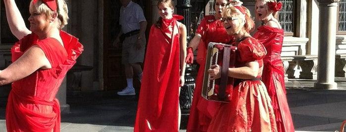 Ziti Sisters is one of Walt Disney World - Epcot.