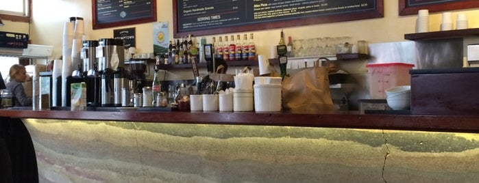 Atlas Cafe is one of San Francisco Caffeine Crawl.